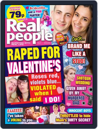Real People February 20th, 2020 Digital Back Issue Cover