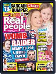 Real People (Digital) Subscription March 5th, 2020 Issue