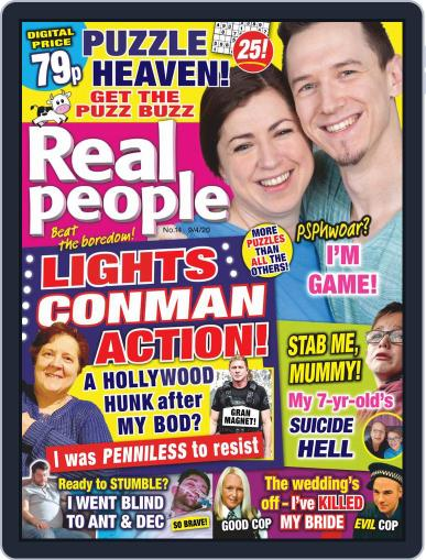 Real People April 9th, 2020 Digital Back Issue Cover