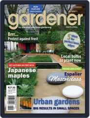 The Gardener (Digital) Subscription April 14th, 2014 Issue