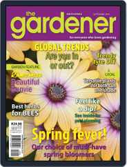 The Gardener (Digital) Subscription August 18th, 2014 Issue
