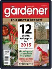 The Gardener (Digital) Subscription December 29th, 2014 Issue