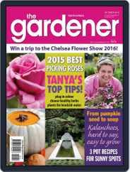 The Gardener (Digital) Subscription October 1st, 2015 Issue