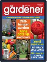 The Gardener (Digital) Subscription November 1st, 2015 Issue
