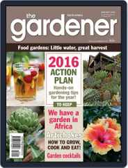 The Gardener (Digital) Subscription January 1st, 2016 Issue