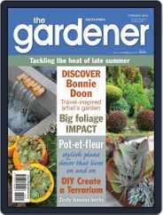The Gardener (Digital) Subscription February 1st, 2016 Issue