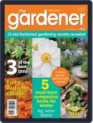 The Gardener (Digital) Subscription April 25th, 2016 Issue