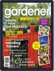 The Gardener (Digital) Subscription September 1st, 2016 Issue