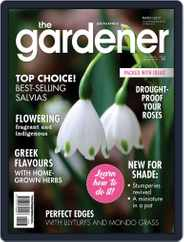 The Gardener (Digital) Subscription March 1st, 2017 Issue