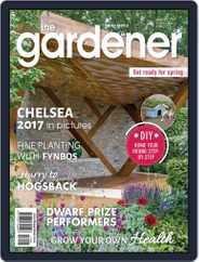 The Gardener (Digital) Subscription August 1st, 2017 Issue