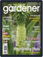 The Gardener (Digital) Subscription October 1st, 2018 Issue
