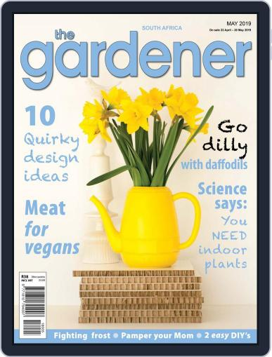 The Gardener May 1st, 2019 Digital Back Issue Cover