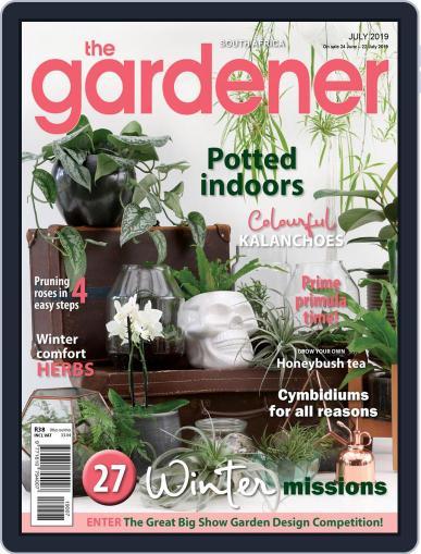 The Gardener July 1st, 2019 Digital Back Issue Cover