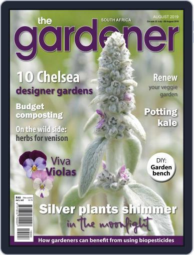 The Gardener August 1st, 2019 Digital Back Issue Cover
