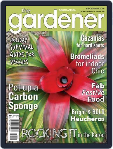 The Gardener December 1st, 2019 Digital Back Issue Cover