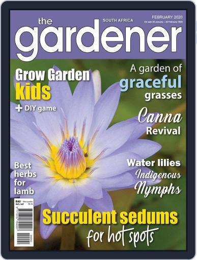 The Gardener February 1st, 2020 Digital Back Issue Cover
