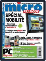 Micro Pratique (Digital) Subscription April 12th, 2012 Issue
