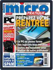 Micro Pratique (Digital) Subscription August 10th, 2012 Issue