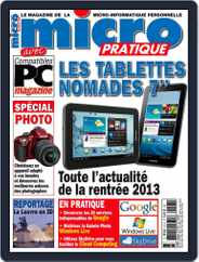 Micro Pratique (Digital) Subscription September 12th, 2012 Issue