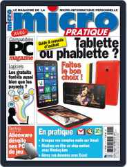 Micro Pratique (Digital) Subscription September 12th, 2014 Issue