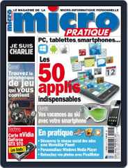 Micro Pratique (Digital) Subscription February 10th, 2015 Issue