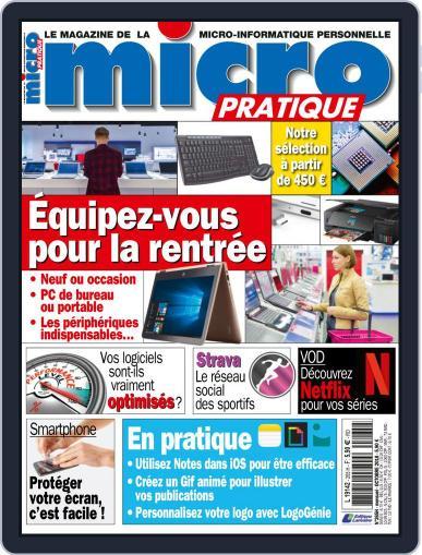 Micro Pratique October 1st, 2018 Digital Back Issue Cover