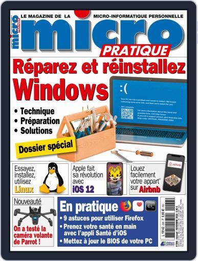 Micro Pratique November 1st, 2018 Digital Back Issue Cover