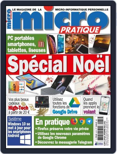 Micro Pratique December 1st, 2018 Digital Back Issue Cover