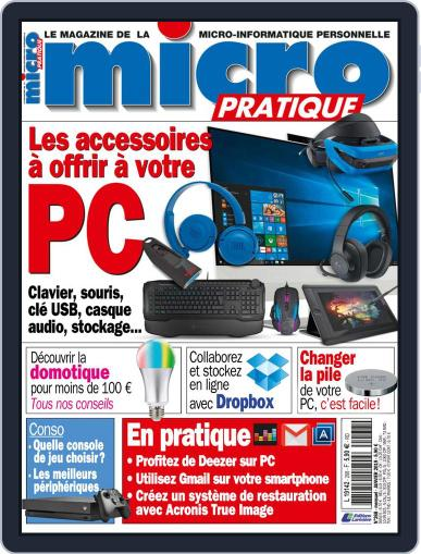 Micro Pratique January 1st, 2019 Digital Back Issue Cover