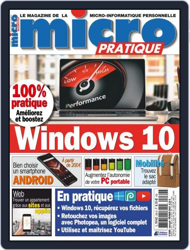 Micro Pratique February 1st, 2019 Digital Back Issue Cover