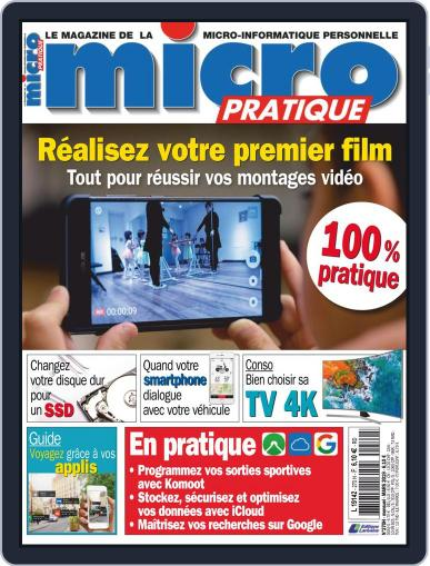 Micro Pratique March 1st, 2019 Digital Back Issue Cover
