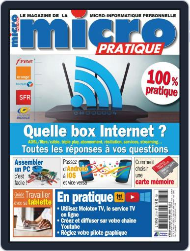 Micro Pratique April 1st, 2019 Digital Back Issue Cover