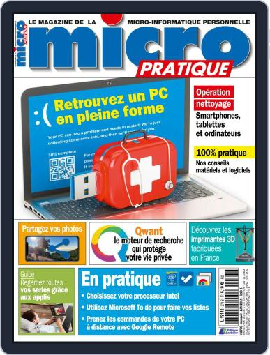 Micro Pratique June 1st, 2019 Digital Back Issue Cover