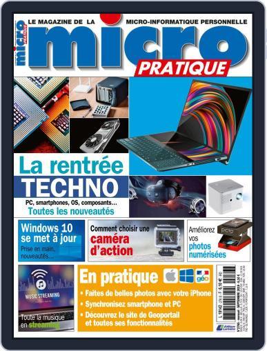 Micro Pratique September 1st, 2019 Digital Back Issue Cover