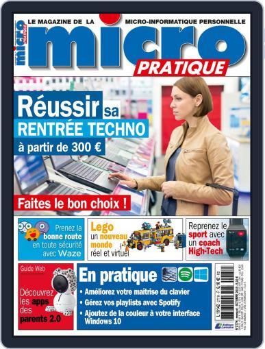 Micro Pratique October 1st, 2019 Digital Back Issue Cover
