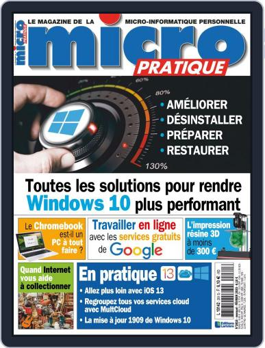 Micro Pratique February 1st, 2020 Digital Back Issue Cover
