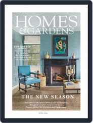 Homes & Gardens (Digital) Subscription April 1st, 2019 Issue
