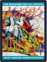 Artist's Palette (Digital) Subscription January 1st, 2018 Issue