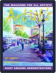 Artist's Palette (Digital) Subscription September 1st, 2018 Issue