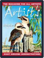 Artist's Palette (Digital) Subscription November 1st, 2018 Issue
