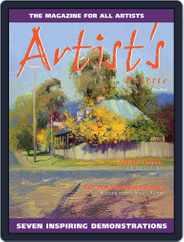 Artist's Palette (Digital) Subscription January 1st, 2019 Issue