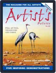 Artist's Palette (Digital) Subscription February 1st, 2020 Issue
