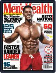 Men's Health South Africa (Digital) Subscription April 1st, 2019 Issue