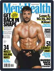 Men's Health South Africa (Digital) Subscription May 1st, 2019 Issue