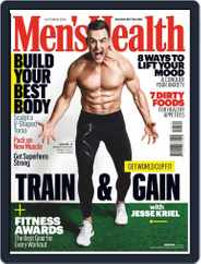 Men's Health South Africa (Digital) Subscription October 1st, 2019 Issue