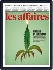 Les Affaires (Digital) Subscription October 19th, 2019 Issue