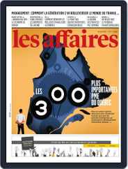 Les Affaires (Digital) Subscription October 26th, 2019 Issue