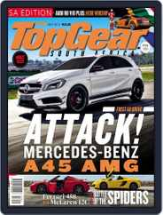 Top Gear South Africa (Digital) Subscription June 20th, 2013 Issue