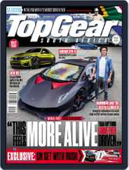 Top Gear South Africa (Digital) Subscription September 19th, 2013 Issue