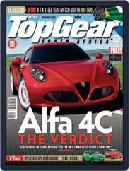Top Gear South Africa (Digital) Subscription October 17th, 2013 Issue